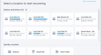 18 phần mềm phục hồi dữ liệu miễn phí tốt nhất hiện nay
