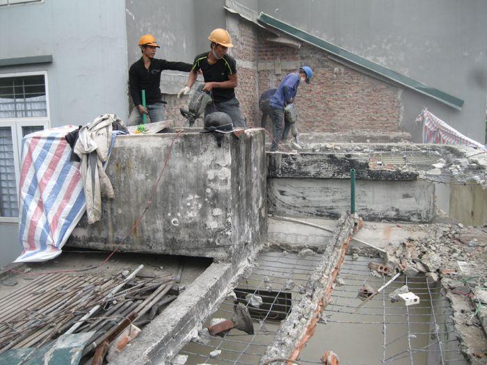 Khoan sàn bê tông Tây Ninh là gì?