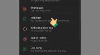 Hướng dẫn cách dùng thư mục ẩn trên điện thoại Samsung
