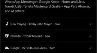 Google Play không còn hiển thị thông báo sau khi cài đặt các bản cập nhật ứng dụng?