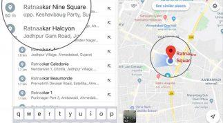 Hướng dẫn cách đánh dấu địa điểm trong Google Maps trên điện thoại