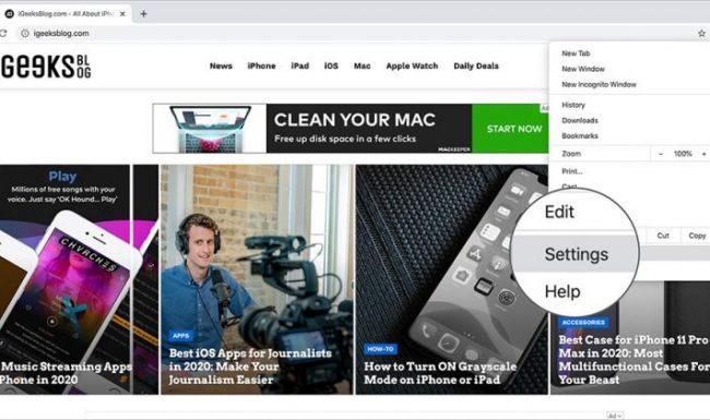 Hướng dẫn cách sửa lỗi Chrome bị crash liên tục trên Mac