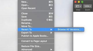 Hướng dẫn xóa những bản autosave của tệp trên macOS