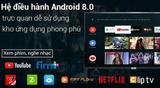 Hướng dẫn cách kết nối mạng trên Android tivi TCL 2019
