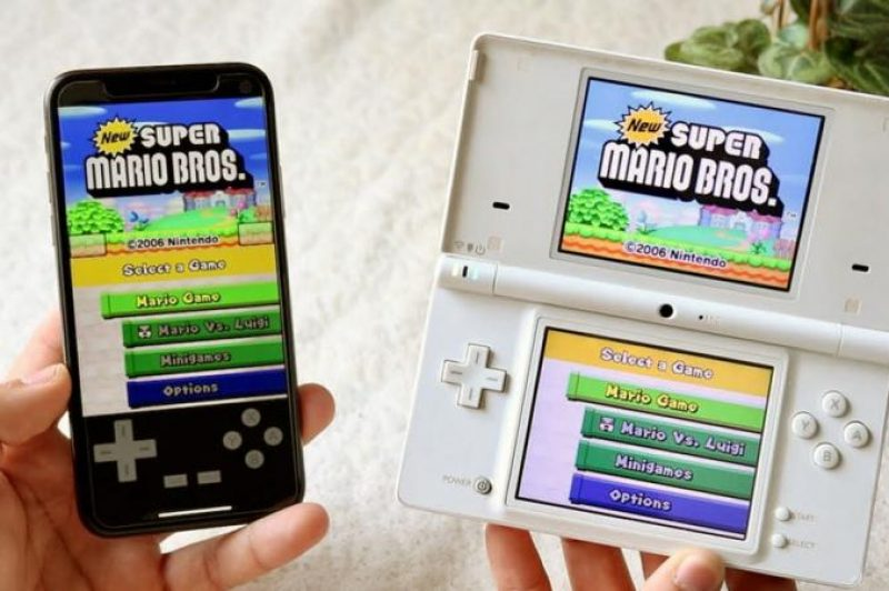 Cách cài đặt trình giả lập Nintendo DS trên iOS 13 không cần jailbreak