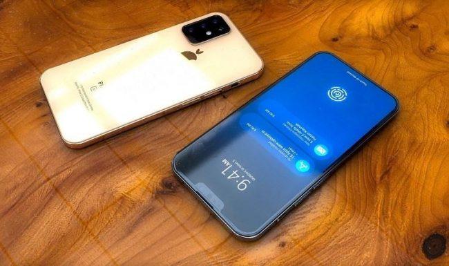 Hai mẫu iPhone 2019 sẽ có màn hình lần lượt là OLED 6.1 inch và 6.5 inch