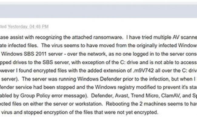 Mã độc tống tiền Ako đang hoành hành trên toàn thế giới, bạn biết gì về chủng ransomware này?