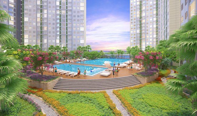 Tổng quan dự án căn hộ Asahi Tower Quận 8 – Bất động sản