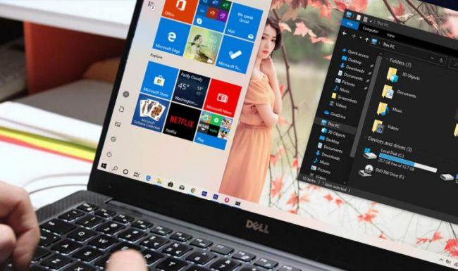 Hướng dẫn kết hợp Dark Mode và Light Mode trên Windows 10