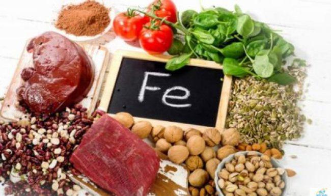 7 nhóm thực phẩm cho bà bầu thiếu sắt nên ăn trong thời kỳ mang thai