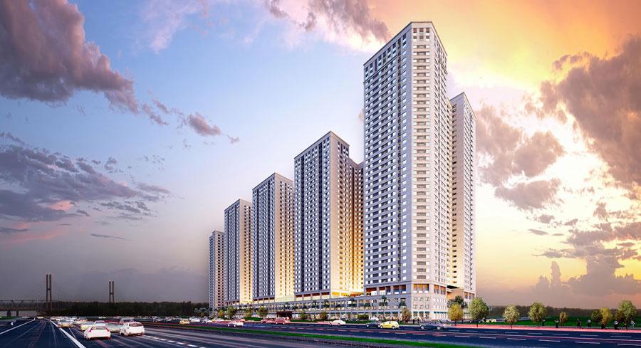 Căn hộ asahi tower mặt tiền Võ Văn Kiệt 2020