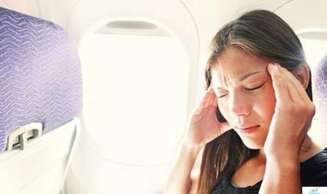 5 cách chữa ù tai khi đi máy bay đơn giản mà hiệu quả nhất
