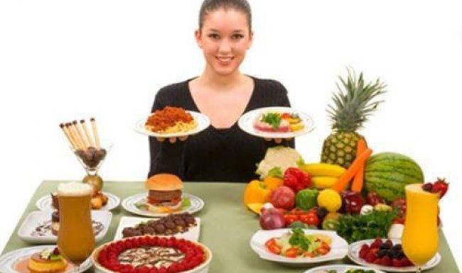 Chế độ ăn uống ảnh hưởng tới sức khỏe con người như thế nào?