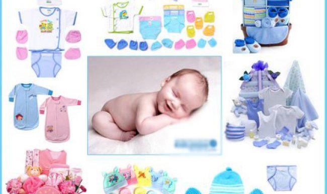 Hướng dẫn sắm đồ dùng cho bé siêu tiết kiệm mà vẫn đầy đủ