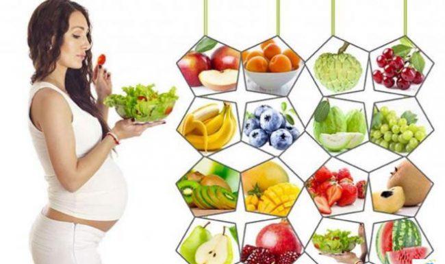 Mang thai 3 tháng đầu nên và không nên ăn gì