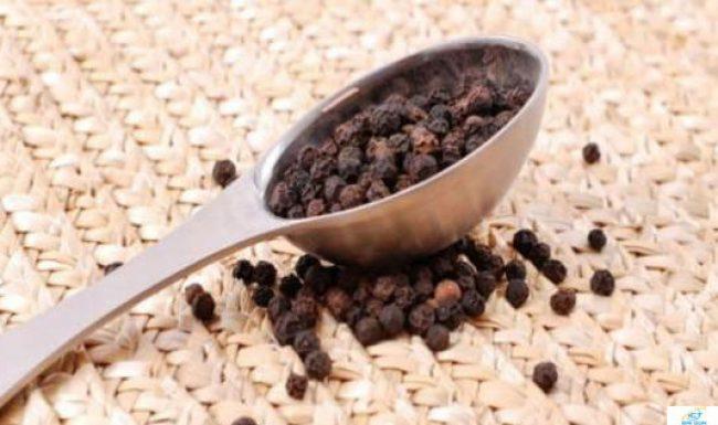 Những tác dụng tuyệt vời của hạt tiêu đen đối với sức khoẻ
