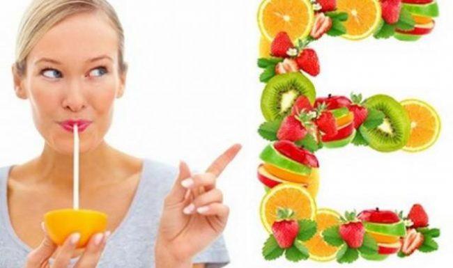 Tác dụng của Vitamin E đối với phụ nữ chuẩn bị mang thai