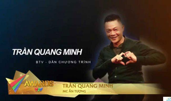 Tóm tắt tiểu sử năm sinh MC Trần Quang Minh đầy đủ chi tiết nhất
