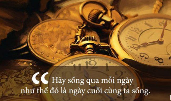 Top những câu nói hay về thời gian khiến bạn phải giật mình suy ngẫm
