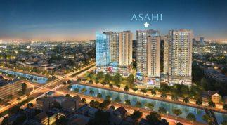 Căn hộ Asahi Tower tiện ích cao cấp đang mở bán
