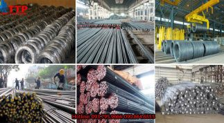 Types of construction materials that Truong Thinh Phat Company supplies to every project in Binh Phuoc province