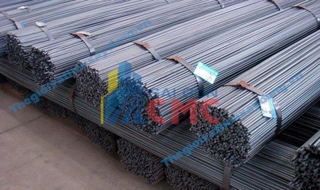 VLXD Sài Gòn CMC – đại lý cấp 1 phân phối các loại sắt thép Việt Nhật chính hãng