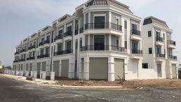 Bán nhà phố Phúc An City giai đoạn 3 năm 2020