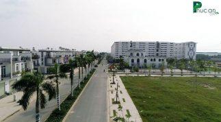 Mở bán khu nhà dự án Phúc An City năm 2020