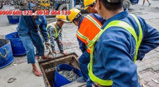 Đảm bảo dịch vụ hút bể phốt sạch sẽ tại Hồng Phước