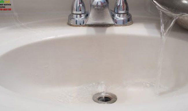 Hiệu quả trong dịch vụ thông bồn rửa mặt, bồn tắm, bồn cầu, đường cống bị tắc Hồng Phước
