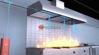 Hệ thống chữa cháy tự động Sprinkler
