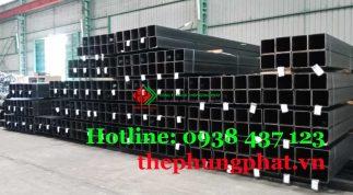 Mua thép hộp đen giá cạnh tranh tại thép Hùng Phát