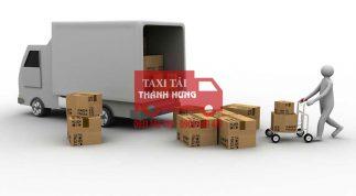 Dịch vụ chuyển nhà quận 4 Taxi Tải Thành Hưng