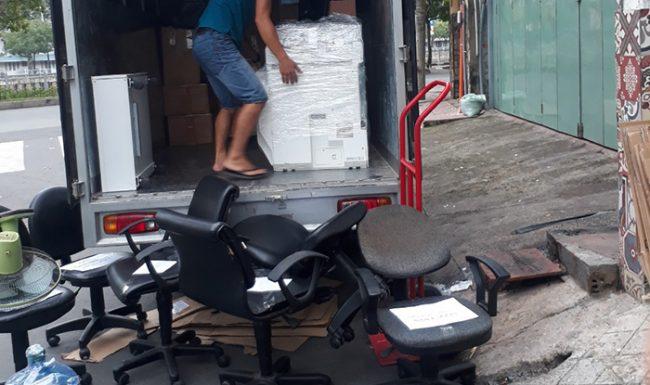 Dịch vụ chuyển nhà quận Gò Vấp chuyên nghiệp nhanh chóng