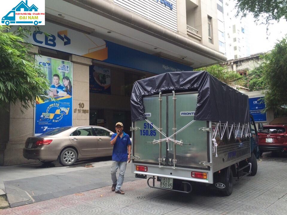 Dịch vụ chuyển nhà quận Phú Nhuận chuyên nghiệp nhanh chóng