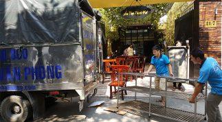 Dịch vụ chuyển nhà quận Tân Bình chuyên nghiệp nhanh chóng