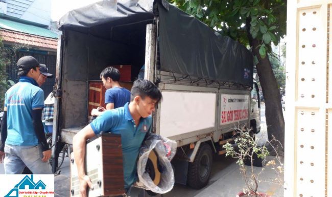 Dịch vụ chuyển nhà quận Tân Phú chuyên nghiệp nhanh chóng