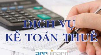 Top 1 Dịch vụ kế toán tại Tphcm tháng 11 năm 2021