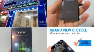 Top 7 Trung tâm sửa chữa điện thoại iPhone uy tín nhất tại Hà Nội